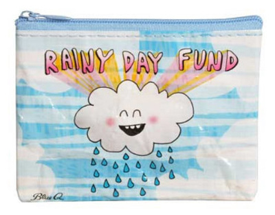 Rainy Day Fund Coin Purse Coin Purse
