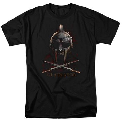 Gladiator - Gladiator Helmet T-shirts