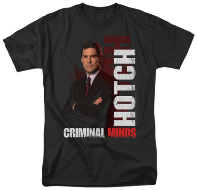 Criminal Minds - Hotch Shirts