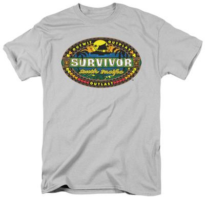 Survivor - South Pacific Shirts