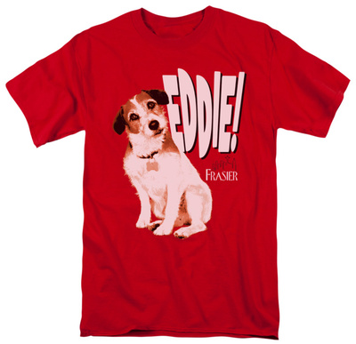 Frasier - Eddie T-shirts