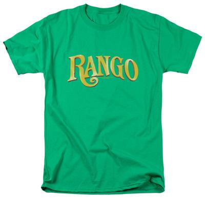 Rango - Logo T-Shirt