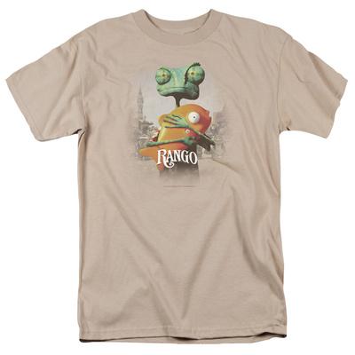 Rango - Poster Art Shirt