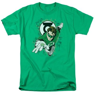 Green Lantern - Ring First T-shirts