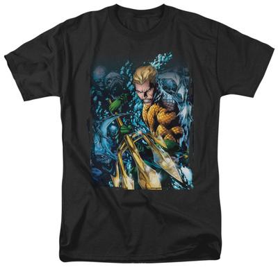 DC Comics New 52 - Aquaman 1 T-shirts