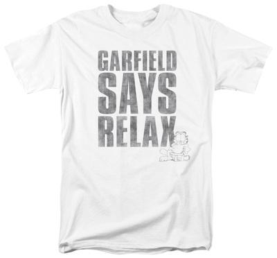 Garfield – Relax T-shirts
