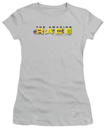 Juniors: The Amazing Race - Running Logo T-shirts