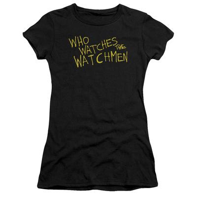 Juniors: Watchmen - Who Watches T-shirts