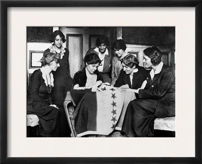 Alice Paul (1885-1977) Framed Photographic Print