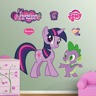 My Little Pony Wall Decal