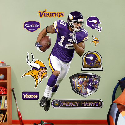 Percy Harvin   Vinilos decorativos