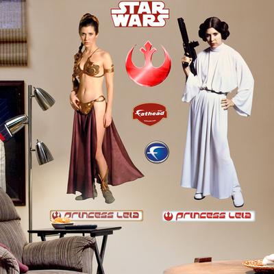 Princess Leia Wall Decal