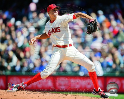 Ubaldo Jimenez 2012 Action Photo