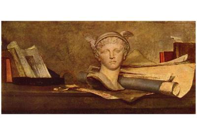 Jean-Baptiste Siméon Chardin (Still Life) Art Poster Print Print