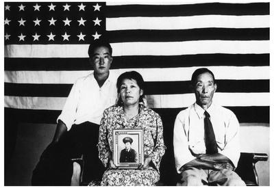 Colorado River Relocation Center (Hirano Family) Art Poster Print Photo