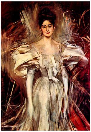 Giovanni Boldini Fireworks Art Print Poster Print