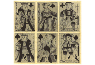 Christopher Ernst Susz (Playing Cards) Art Poster Print Photo