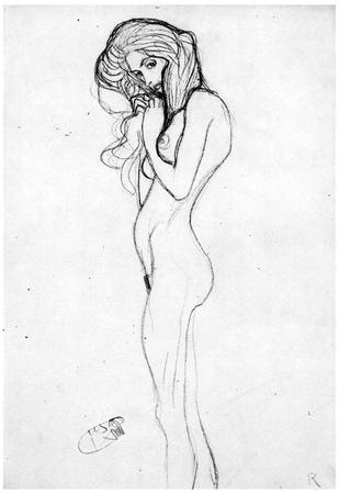 Gustav Klimt Madalane Art Print Poster Posters
