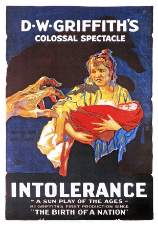 Intolerance: Love's Struggle Through the Ages Movie Poster Print Photo