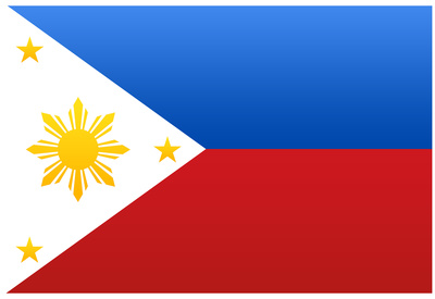 Philippines National Flag Poster Print Prints