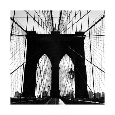 Brooklyn Suspension IV Poster by Laura Denardo
