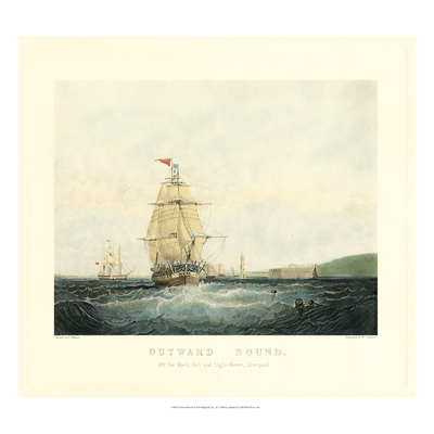 Outward Bound Prints by Samuel Walters