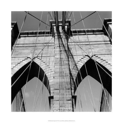 Brooklyn Suspension III Posters by Laura Denardo