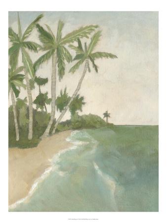 Island Breeze I Print by Chariklia Zarris