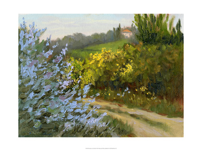 Rosemary by the Road Prints by Mary Jean Weber
