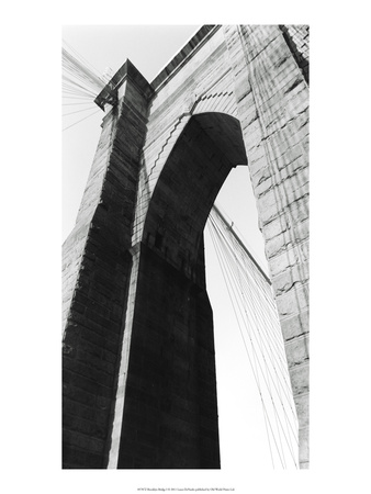 Brooklyn Bridge I Prints by Laura Denardo