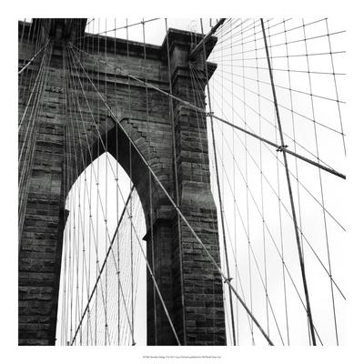 Brooklyn Bridge II Posters by Laura Denardo