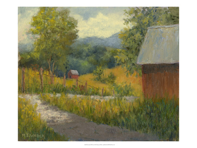 Kentucky Hill Farm Prints by Mary Jean Weber