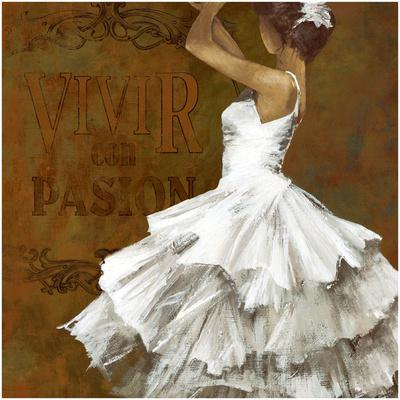 La Dance II Posters by Aimee Wilson