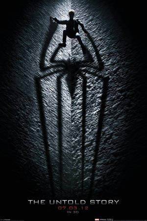 Amazing Spider Man - Bande-annonce Affiche