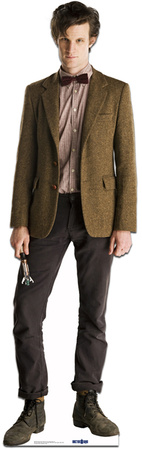 Doctor Who-The 11th Doctor Matt Smith Cardboard Cutouts
