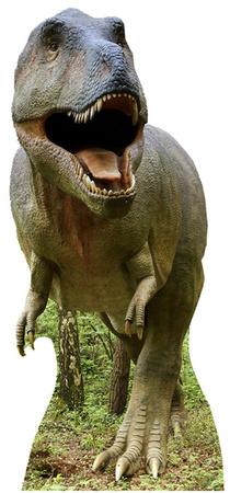 Tyrannosaurus Rex Figura de cartón