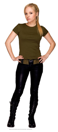 Doctor Who- Jenny The Doctor's Daughter Cardboard Cutouts