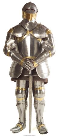 Knight in Shining Armour Figura de cartón