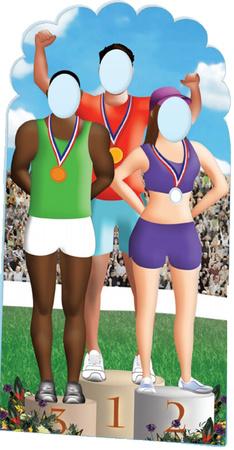 Olympic Games Stand-In Postacie z kartonu