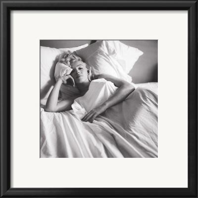 Marilyn Monroe: Bed Art