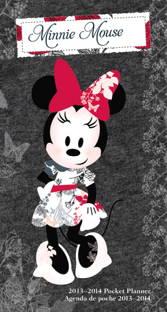 Minnie Mouse - 2013 Pocket Planner Calendar Calendars - at AllPosters