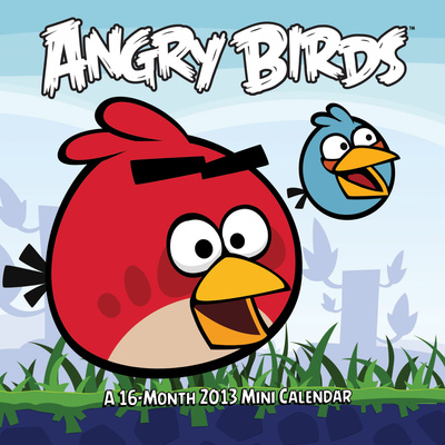 Angry Birds - 2013 Mini Calendar Calendriers