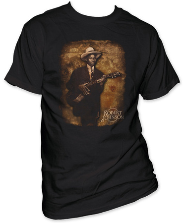 Robert Johnson - Robert Johnson Portrait Shirts