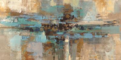 Morning Fjord Kunst af Silvia Vassileva