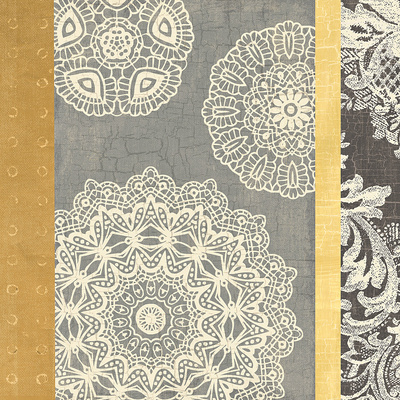 Contemporary Lace II Prints by Moira Hershey