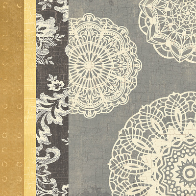 Contemporary Lace I Posters by Moira Hershey