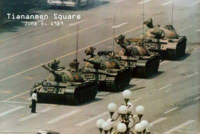 Tiananmen Square Print