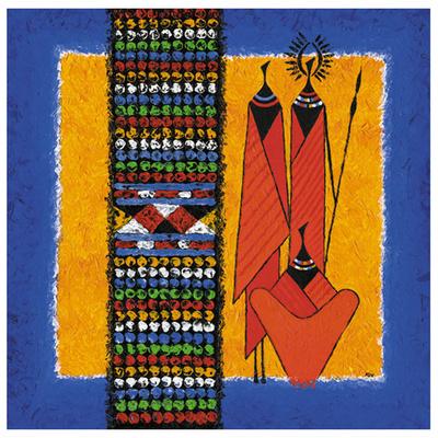 Massai Perl Posters by Christian Keramidas