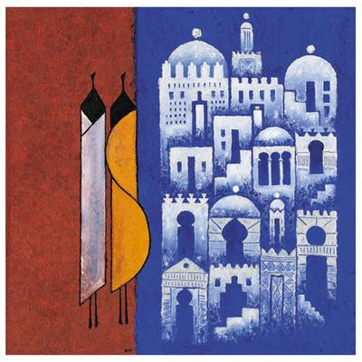 Maroc Medina Poster by Christian Keramidas