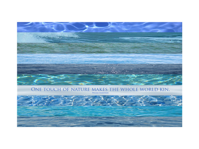 Nature's Touch (after Shakespeare) Lámina giclée de primera calidad